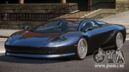 Ocelot Penetrator HQI pour GTA 4