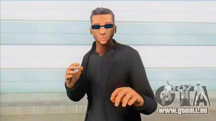 New Wuzimu Formal Or Elegant Suit pour GTA San Andreas