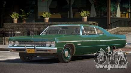 Plymouth Fury V1.1 für GTA 4