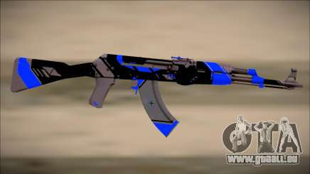 PROJECT ASIIMOV II (blue) pour GTA San Andreas