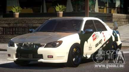 Subaru Impreza STI GS L8 für GTA 4