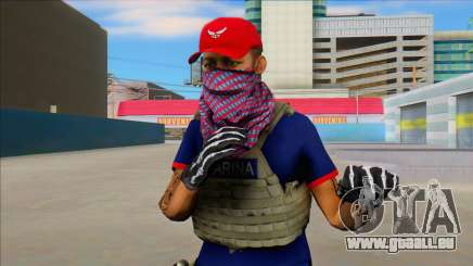 Sicario Civil pour GTA San Andreas