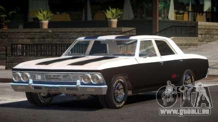 1964 Chevrolet Chevelle L2 für GTA 4