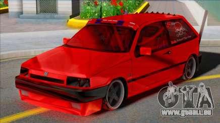 Fiat Tipo Low Tuning für GTA San Andreas