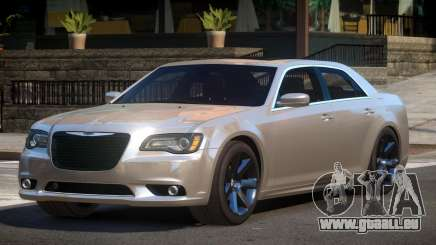 Chrysler 300C GS für GTA 4