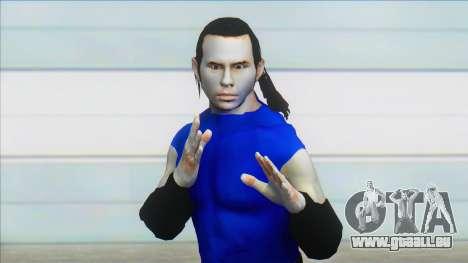WWF Attitude Era Skin (matthardy) pour GTA San Andreas
