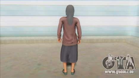 Yakzua (Shirosaki) pour GTA San Andreas