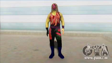 WWF Attitude Era Skin (kane2001) pour GTA San Andreas