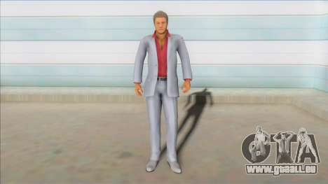 Yakzua (Fake Kiryu) pour GTA San Andreas