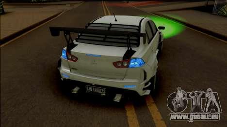 HID Lights v2.0 pour GTA San Andreas