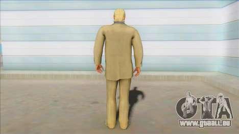 Yakzua (Ryuji no coat) pour GTA San Andreas