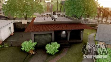 New Grove Houses pour GTA San Andreas