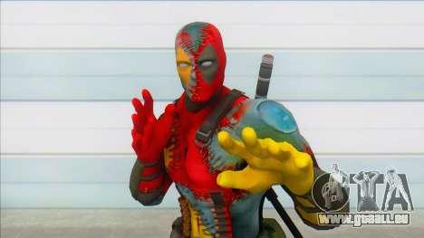 Evil Deadpool Marvel pour GTA San Andreas