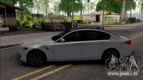 BMW M5 2018 für GTA San Andreas