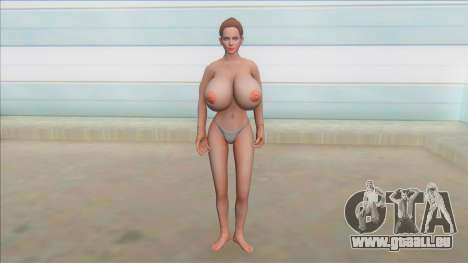 Helena Big Boobs Nude Mod pour GTA San Andreas