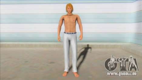 Yakzua (Kuami shirtless) pour GTA San Andreas