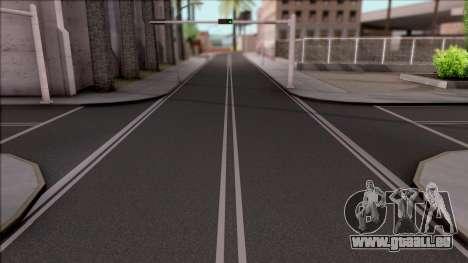 SA New Roads pour GTA San Andreas