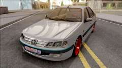 Peugeot Pars Toyo Tires für GTA San Andreas