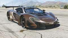 McLaren 650S GT3 Poursuite Editioᵰ pour GTA 5