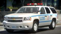 Chevrolet Tahoe GMT900 2007 LCPD