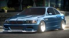 BMW M3 E46 BS Drift