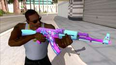 CSGO AK-47 Neon Rider pour GTA San Andreas