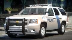 Chevrolet Tahoe GMT900 2007 Homeland Security