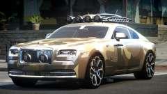Rolls-Royce Wraith PSI L10