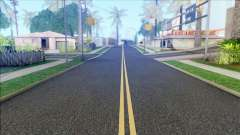 New Roads in Los Santos (V Styled) v1.0 pour GTA San Andreas