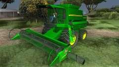 John Deere 1470 Combine Harvester für GTA San Andreas