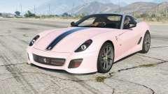 Ferrari 599 GTO Ձ010 pour GTA 5