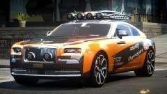 Rolls-Royce Wraith PSI L9