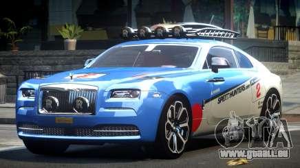Rolls-Royce Wraith PSI L5 pour GTA 4