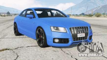 Audi S5 coupe (B8) 2008 pour GTA 5