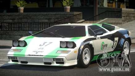Lamborghini Countach RT L5 pour GTA 4