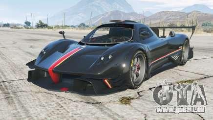 Pagani Zonda Revolucion 2013 pour GTA 5