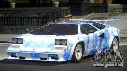 Lamborghini Countach RT L2 pour GTA 4