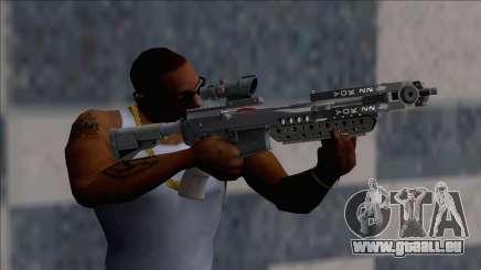 Modern Crossbow Ballesta für GTA San Andreas
