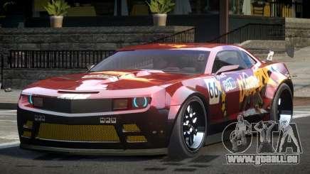 Chevrolet Camaro SS Drift L9 pour GTA 4