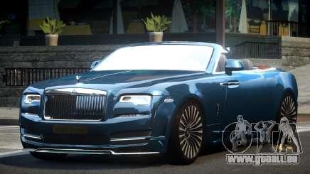 Rolls-Royce Dawn Onyx pour GTA 4