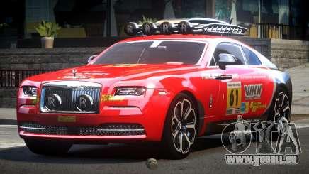 Rolls-Royce Wraith PSI L1 pour GTA 4