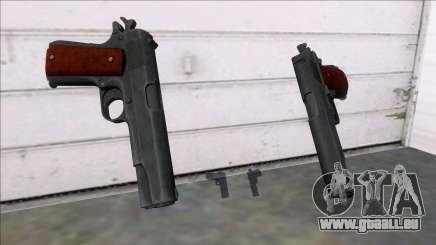 Screaming Steel M1911 pour GTA San Andreas
