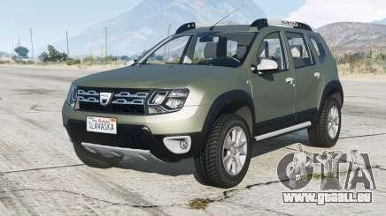 Dacia Duster 2013 pour GTA 5