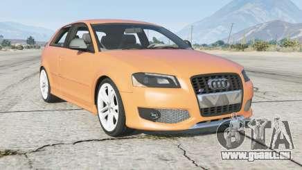 Audi S3 (8P) 2008 pour GTA 5