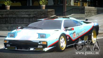 Lamborghini Diablo GS L6 pour GTA 4