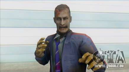 Zombies From RE Outbreak And Chronicles V4 pour GTA San Andreas