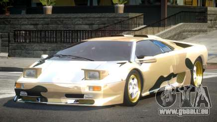 Lamborghini Diablo GS L5 pour GTA 4