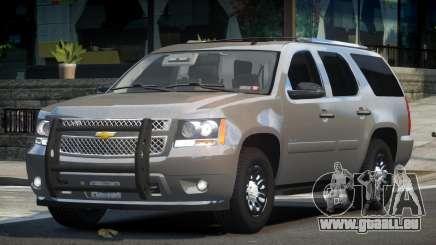 Chevrolet Tahoe GMT900 2007 FIB für GTA 4