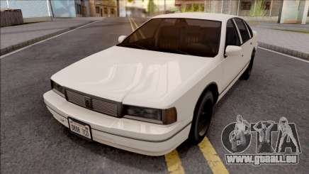 Chevrolet Caprice 1996 Premier Classic Style pour GTA San Andreas