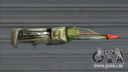 Half Life 2 Beta Weapons Pack Immolator pour GTA San Andreas